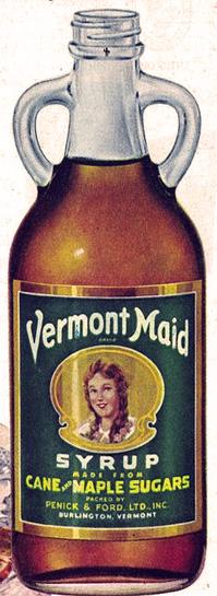 Vermont Maid